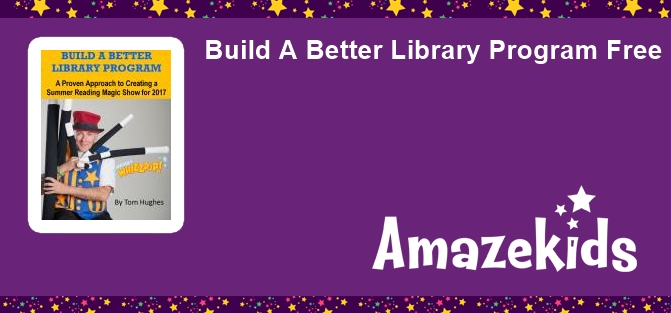 Build A Better Library Program Free Sample