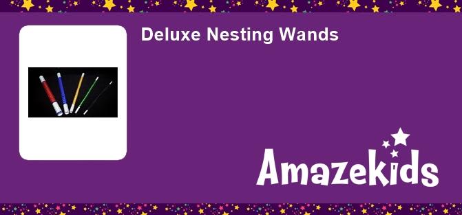 Deluxe Nesting Wands