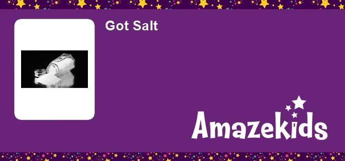 Got Salt