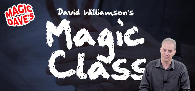 Magic Dave's Magic Class (Download)