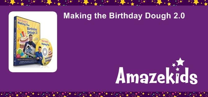 Making the Birthday Dough 2.0