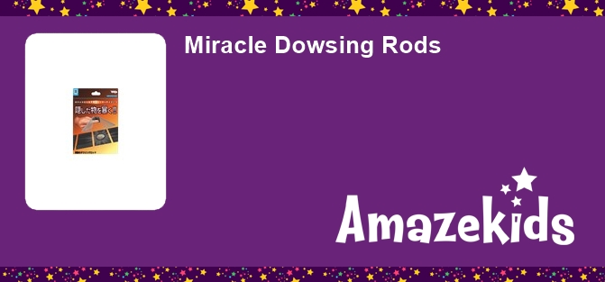 Miracle Dowsing Rods