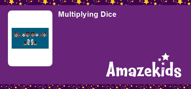 Multiplying Dice