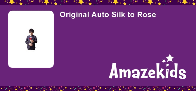 Original Auto Silk to Rose