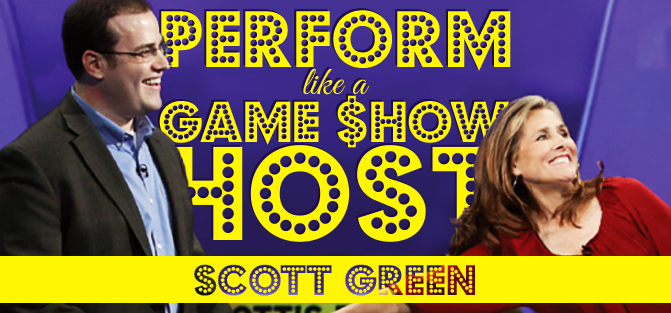 Perform Like A Game Show Host