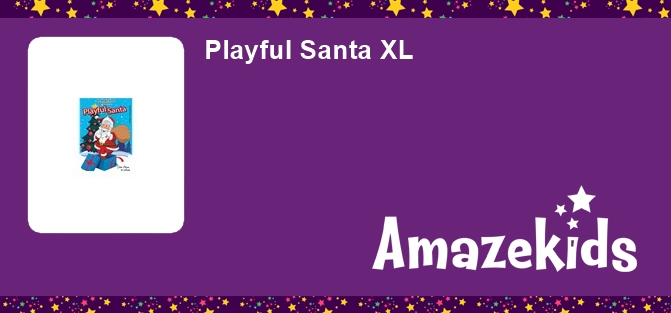 Playful Santa XL