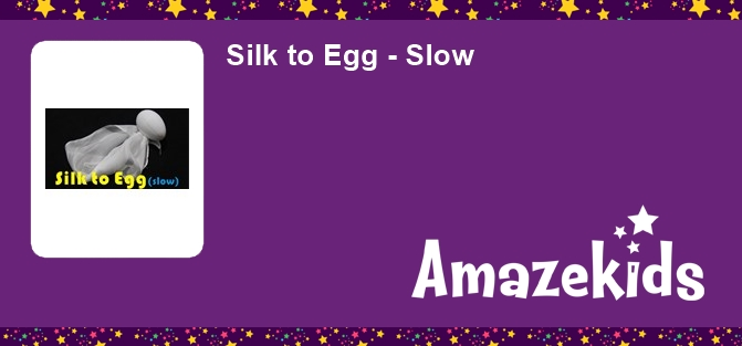Silk to Egg - Slow