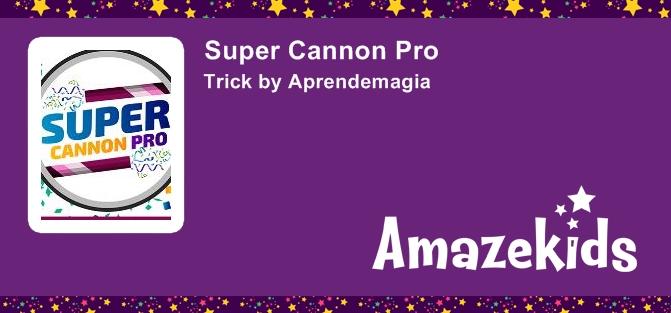 Super Cannon Pro