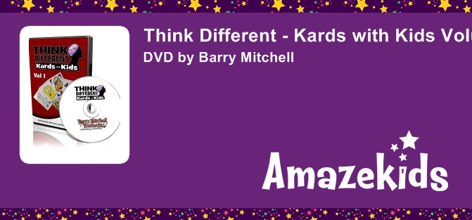 Think Different - Kards with Kids Volume One