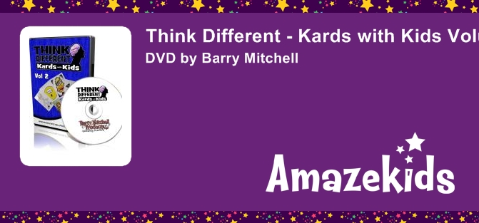 Think Different - Kards with Kids Volume Two