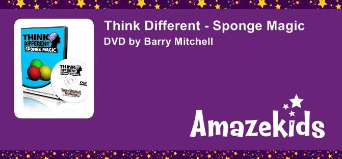 Think Different - Sponge Magic