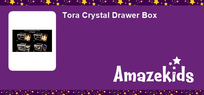 Tora Crystal Drawer Box