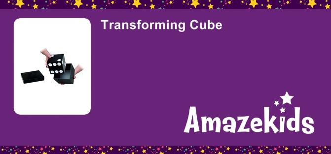 Transforming Cube