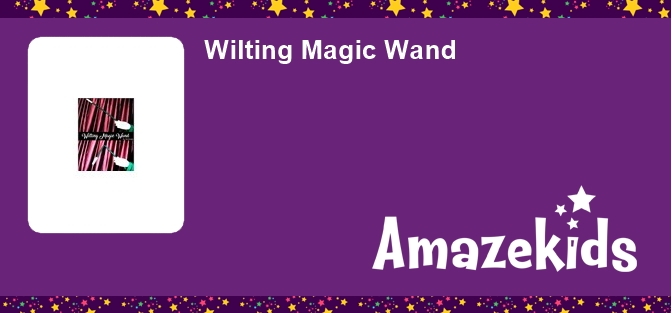 Wilting Magic Wand