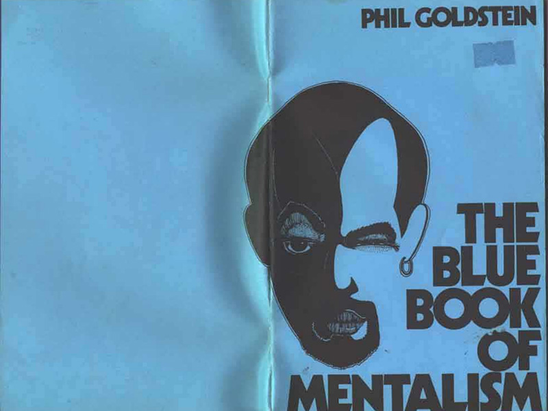 Blue Book or Mentalism