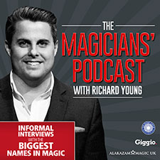 Magic Podcast - The Magicians' Podcast