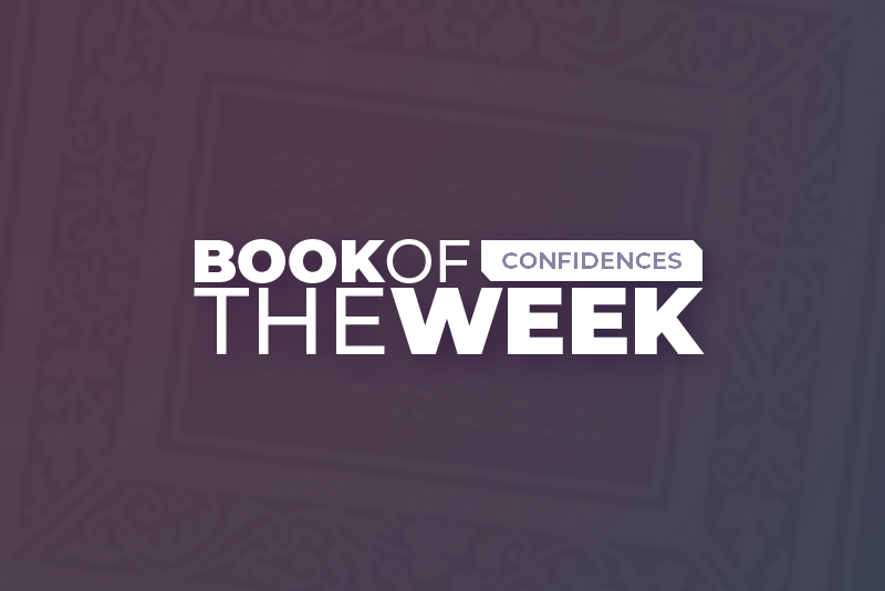 Book of the Week | Confidences by Roberto Giobbi