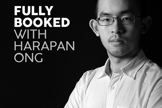 Fully Booked | Here's My Card