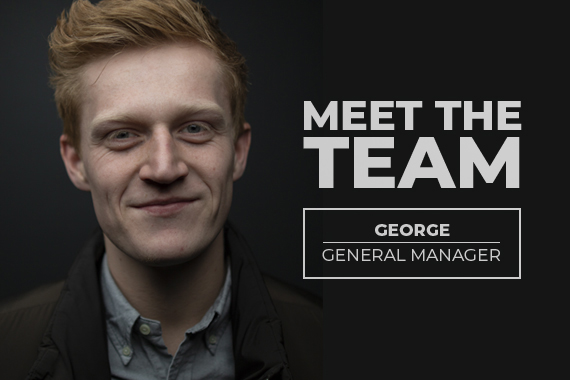 Meet The Team - George