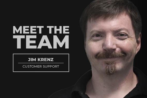 Meet The Team | Jim Krenz