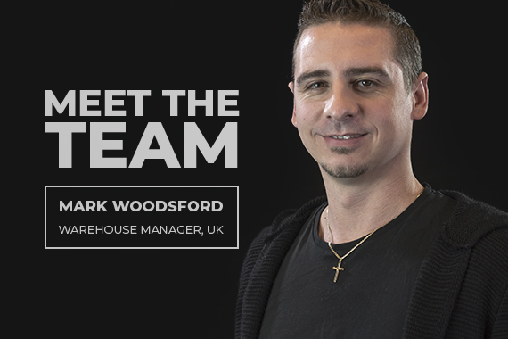 Meet The Team - Mark