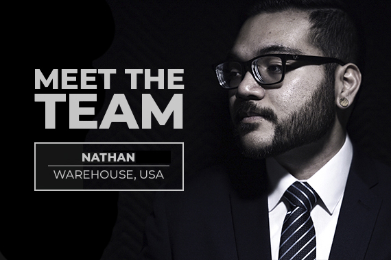 Meet The Team - Nathan