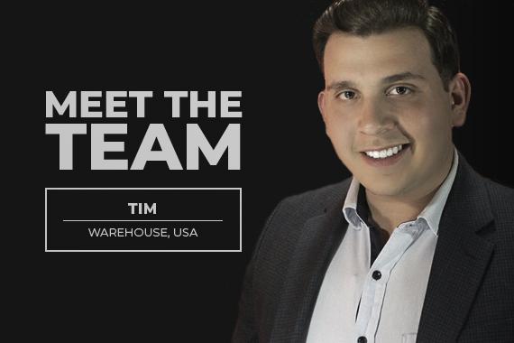 Meet The Team | Tim