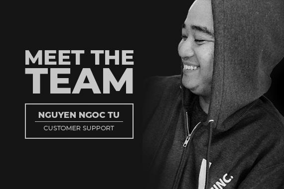 Meet The Team - Tú