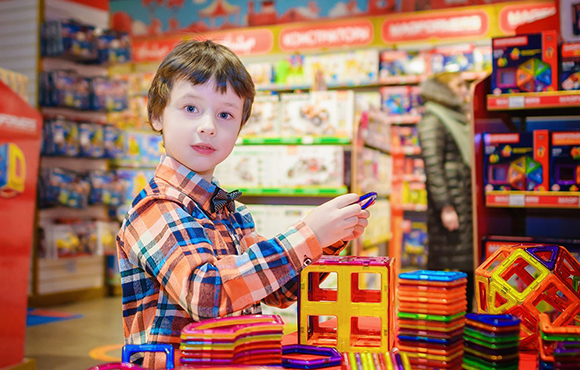 Owning The Toystore