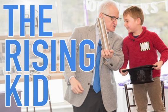 The Rising Kid