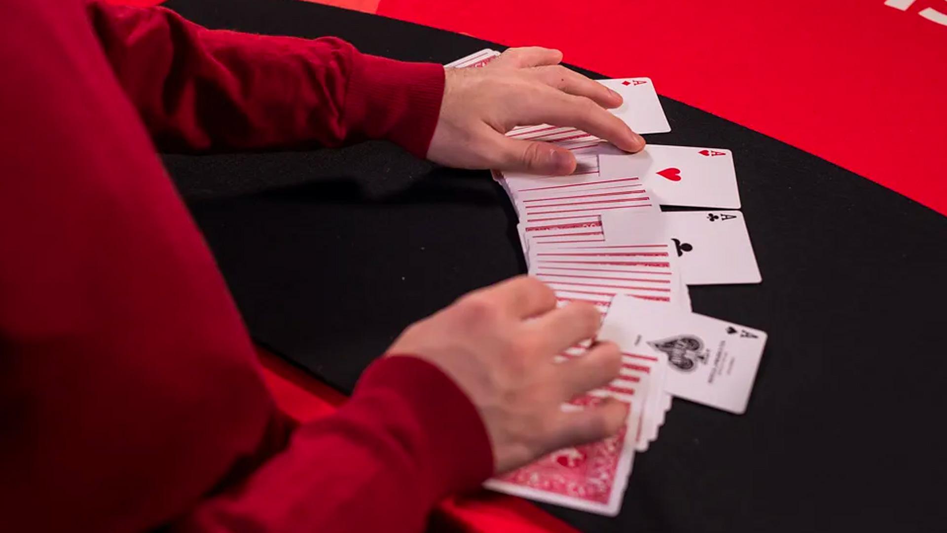 where can i learn easy card tricks  vanishing inc magic