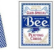 Bee Playing Cards (Poker Size)
