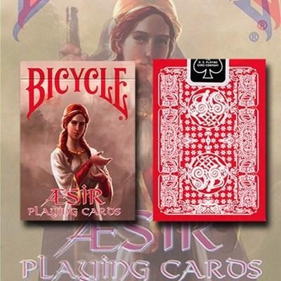 Bicycle Aesir Viking Gods Playing Cards …