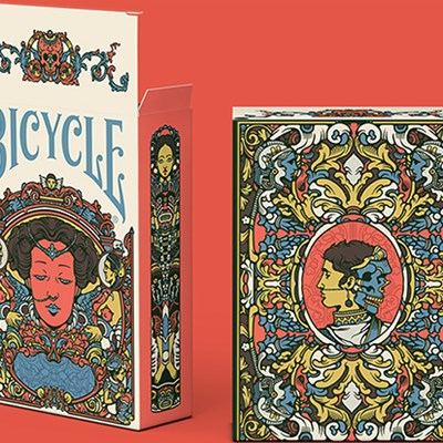 Bicycle Artist Playing Cards (Second Edi…