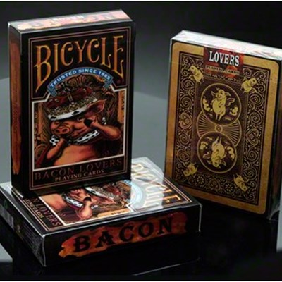 Bicycle Bacon Lovers Playing Cards