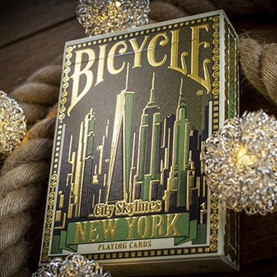 Bicycle City Skylines New York City Play…