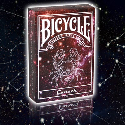 Bicycle Constellation Series- Cancer