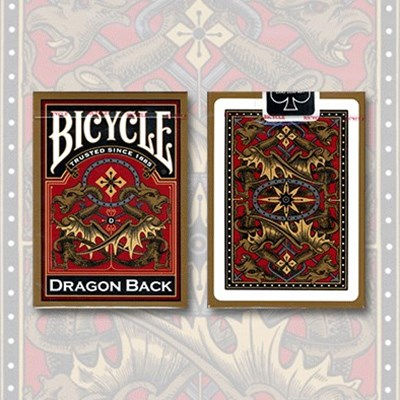 Bicycle Dragon Back Deck