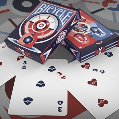 Bicycle EYE Playing Cards