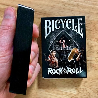 Bicycle Gilded Rock & Roll Playing Cards
