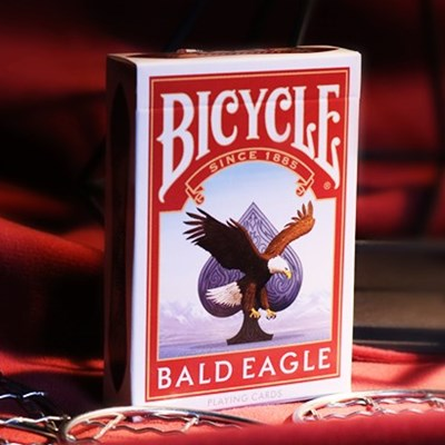 Limited Edition Bicycle Bald Eagle Playi…