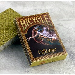 Bicycle Sistine Playing Cards