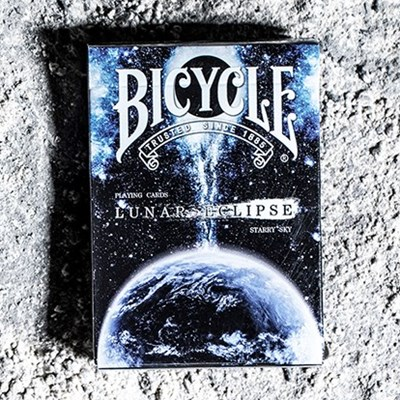 Bicycle Lunar Eclipse  Playing Card