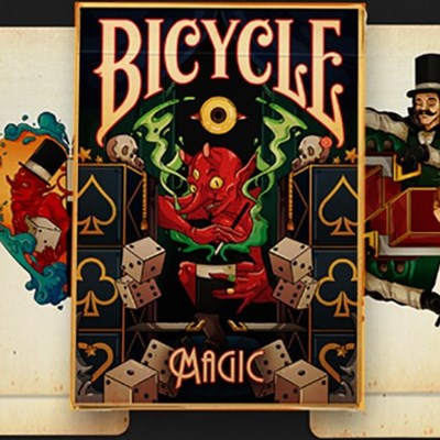 Bicycle Magic Playing Cards