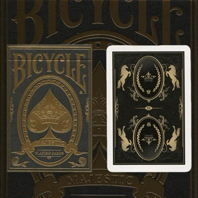 Bicycle Majestic Playing Cards
