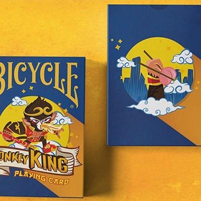 Bicycle Monkey King Playing Cards