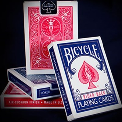 Bicycle Rider Back Playing Cards in Mixe…