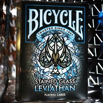Bicycle Stained Glass Leviathan Playing …