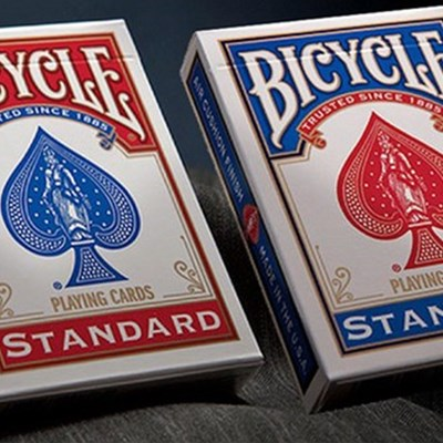 Bicycle Standard Playing Cards in Mixed …