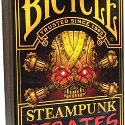 Bicycle Steampunk Pirates Deck